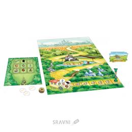 Настольную игру и головоломку Magellan Волшебник Изумрудного города (MAG00774)