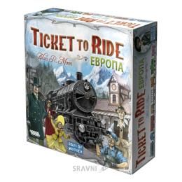 Hobby World Ticket to Ride: Европа (1032)
