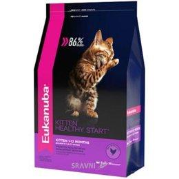 корм для кошек  Eukanuba Cat Kitten Healthy Start 2 кг