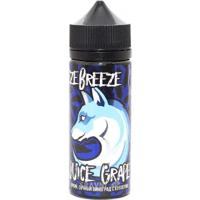 Freeze Breeze Juice Grape 3 мг, 120 мл