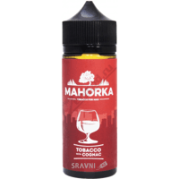 MAHORKA Red Tobacco with Cognac 6 мг, 120 мл