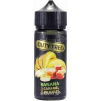 DUTY FREE Black Banana and Peanut Caramel 3 мг, 120 мл