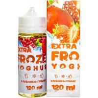 Frozen Yoghurt Клубника Гранат 3 мг, 120 мл