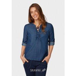 Блузку, рубашку, тунику Tom Tailor Блуза Tom Tailor TO172EWCHKG1