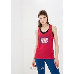 Женскую футболку, топ Reebok Майка Reebok RE160EWCDNS3