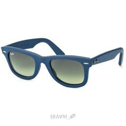 Солнцезащитные очки Ray-Ban Original Wayfarer Leather (RB2140QM 1168/71)