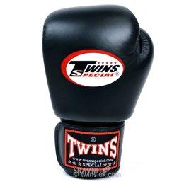 Все для бокса и боевых искусств TWINS Velcro Boxing Gloves BGVL-3