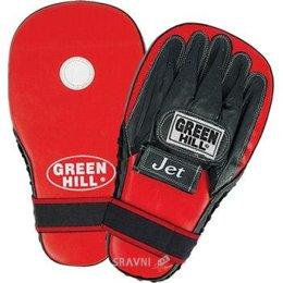Все для бокса и боевых искусств Green Hill Лапа боксерская Jet FMJ-5012
