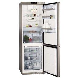 Холодильник и морозильник AEG S 57340 CNX0
