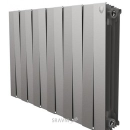Радиатор отопления Royal Thermo Piano Forte 500 Silver Satin 12 НС-1093824
