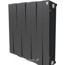 Радиатор отопления Royal Thermo Piano Forte 500 Noir Sable 8 НС-1054873