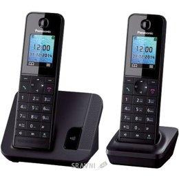 Проводной телефон, радиотелефон Panasonic KX-TGH212