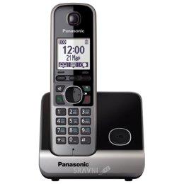 Проводной телефон, радиотелефон Panasonic KX-TG6711