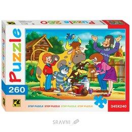 Пазл Step puzzle Простоквашино (260 эл.) (74010)