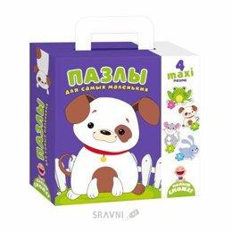 Пазл Vladi Toys Собачка для самых маленьких (VT2901-06)