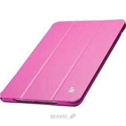 Чехол для планшетов JisonCase Classic Smart Cover for iPad mini Rose JS-IDM-01H33