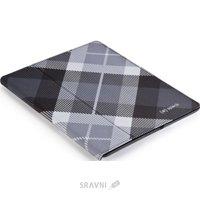 Чехол для планшетов Speck FitFolio для iPad 2/3/4 MegaPlaid Black (SPK-A1190)