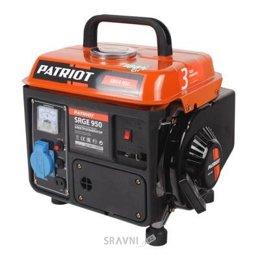 Генератор и электростанцию Patriot SRGE 950