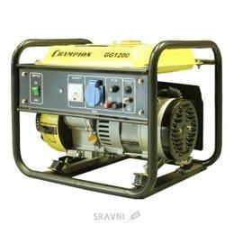 Генератор и электростанцию CHAMPION GG1200