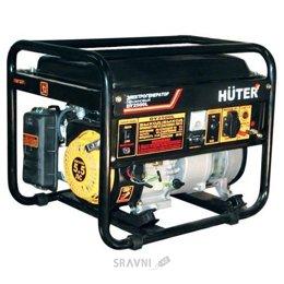 Генератор и электростанцию Huter DY2500L