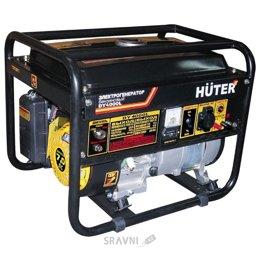 Генератор и электростанцию Huter DY4000L