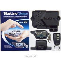 Автосигнализацию StarLine Twage B9
