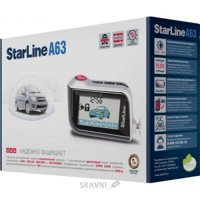 Автосигнализацию StarLine A63 Slave