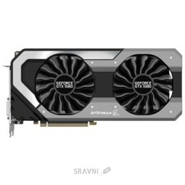Palit GeForce GTX 1080 Super JetStream 8Gb (NEB1080S15P2-1040J)