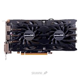 Видеокарту Inno3D GeForce GTX 1060 HerculeZ Twin X2 6Gb (N106F-2SDN-N5GS)