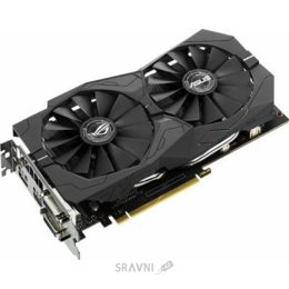 Видеокарту ASUS GeForce GTX 1050Ti ROG Strix 4GB (STRIX-GTX1050TI-4G-GAMING)