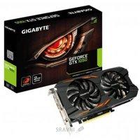 Видеокарту Видеокарта Gigabyte GeForce GTX 1050 Windforce 2G (GV-N1050WF2-2GD)