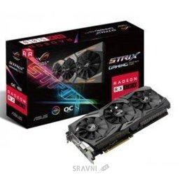 Видеокарту ASUS Radeon RX 580 STRIX GAMING 8Gb (ROG-STRIX-RX580-O8G-GAMING)