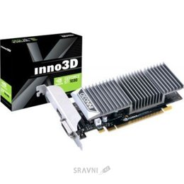 Видеокарту Inno3D GeForce GT 1030 0dB (N1030-1SDV-E5BL)