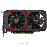 Фото ASUS GeForce GTX 1050 Ti Cerberus OC 4GB (CERBERUS-GTX1050TI-O4G)