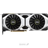 Фото MSI GeForce RTX 2080 Ti VENTUS 11G OC