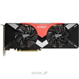 Видеокарту Palit GeForce RTX 2080 GamingPro 8GB (NE62080020P2-180A)