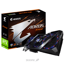 Видеокарту Gigabyte GeForce RTX 2070 AORUS 8G (GV-N2070AORUS-8GC)