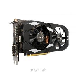 Видеокарту ASUS GeForce GTX 1660 Ti DUAL OC 6GB (DUAL-GTX1660TI-O6G)