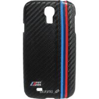 Чехол для мобильного телефона Чехол для мобильного телефона BMW Leather Hard Case for Galaxy S4 i9500/i9505 Carbon Effect (BMHCS4MC)