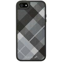 Speck FabShell MegaPlaid for iPhone 5/5S Black (SPK-A1590)