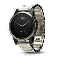 Смарт-часы, фитнес-браслет Смарт-часы Garmin Fenix 5S Sapphire