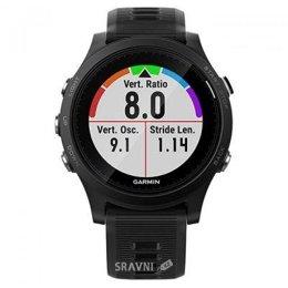 Умные часы, браслет спортивный Garmin Forerunner 935 Black/Grey (010-01746-04)