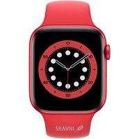 Смарт-часы, фитнес-браслет Apple Watch Series 6 GPS 44mm (M00M3)