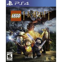 Фото LEGO The Hobbit (PS4)