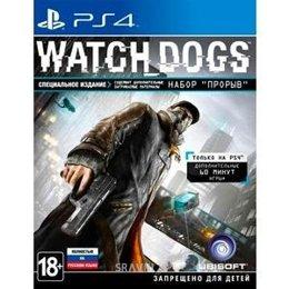 Игру для приставок Watch Dogs (PS4)