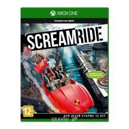Игру для приставок ScreamRide (Xbox One)