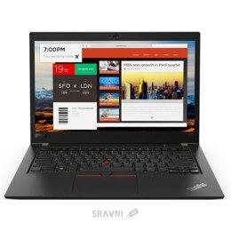 Ноутбук Lenovo ThinkPad T480s (20L7001HRT)