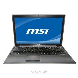 Ноутбук MSI CR650-276