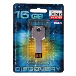 Фото Mirex CORNER KEY 16Gb