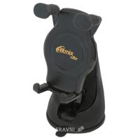 Автодержатель для смартфонов и планшетов Автомобильный держатель Ritmix RCH-530
